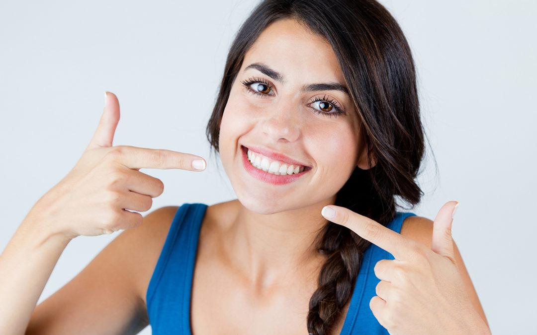 El hilo dental