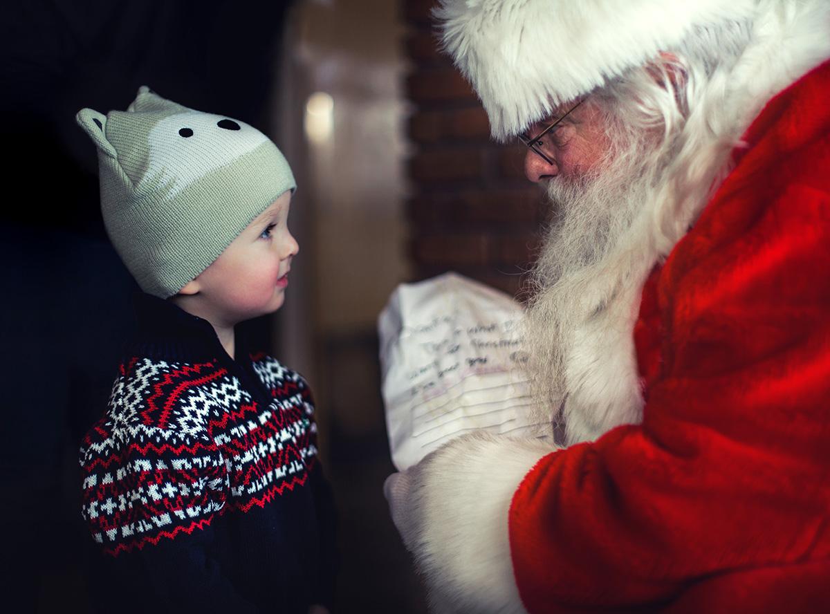 La Navidad y los dientes de los niños