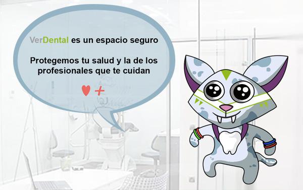 Protegemos tu salud. Ven a VerDental en Torrejón de Ardoz. La clínica dental que te cuida